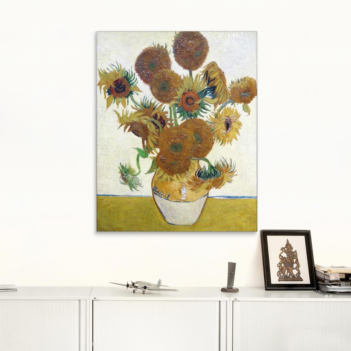 """""""Sonnenblumen"""", Vincent van Gogh"""