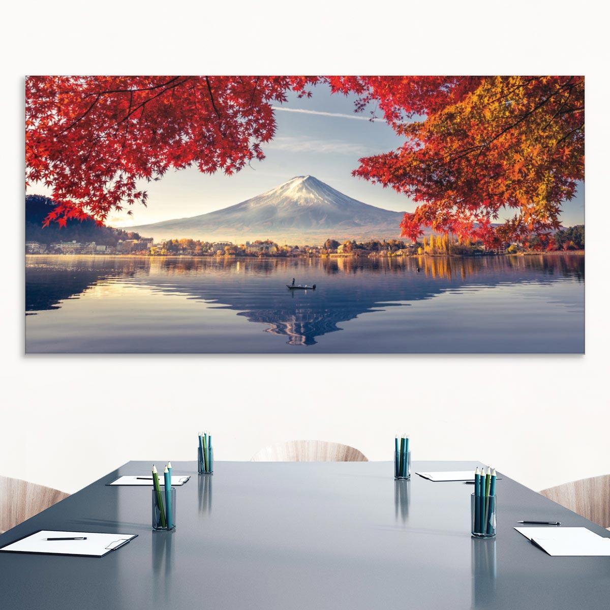 Akustikbild Mount Fuji, Japan