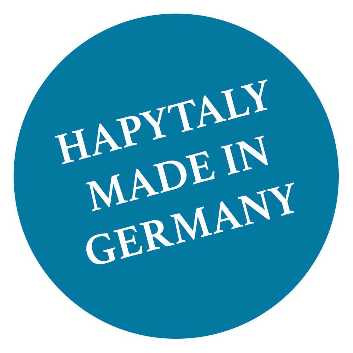 Hapytaly – Made in Germany