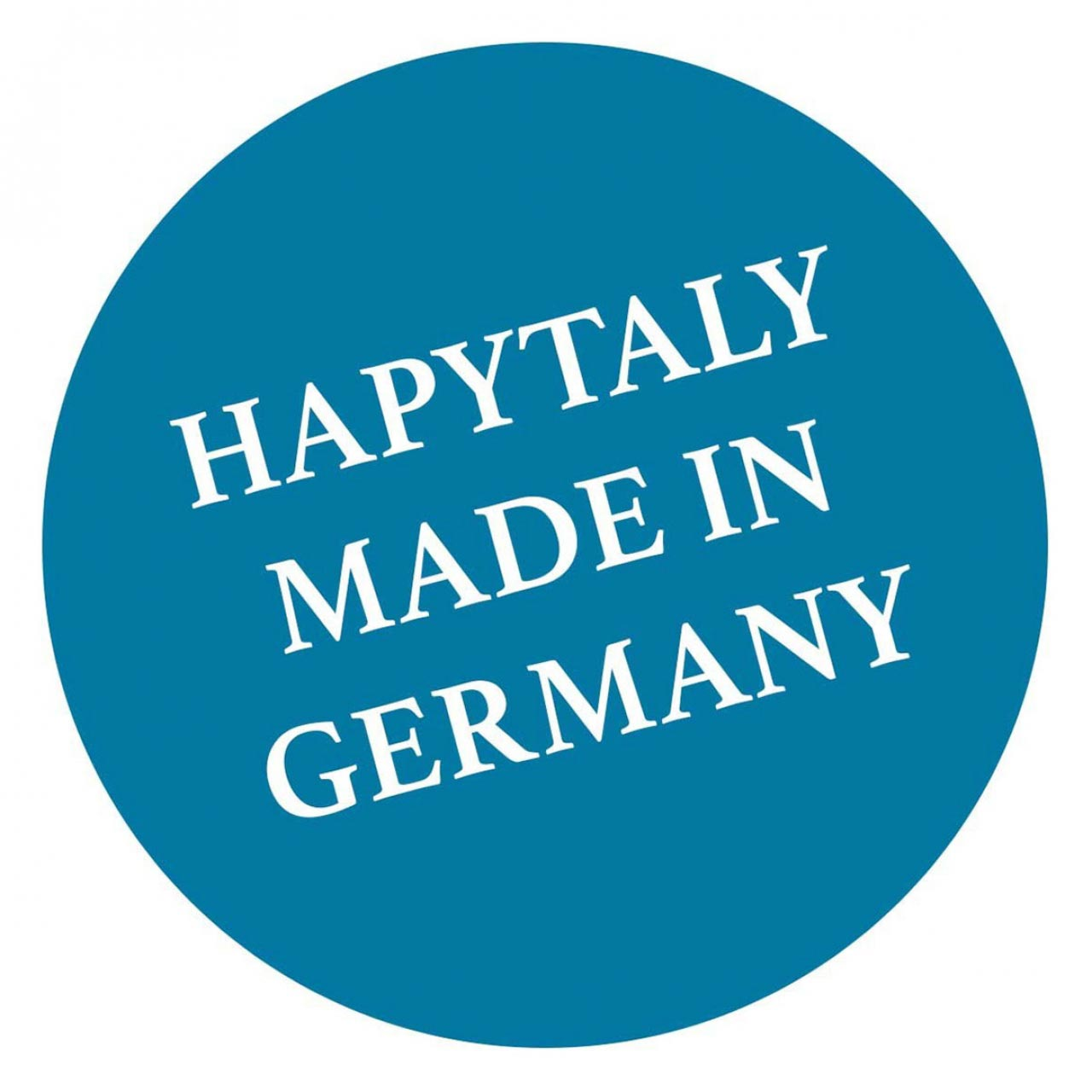 Hapytaly made in Germany