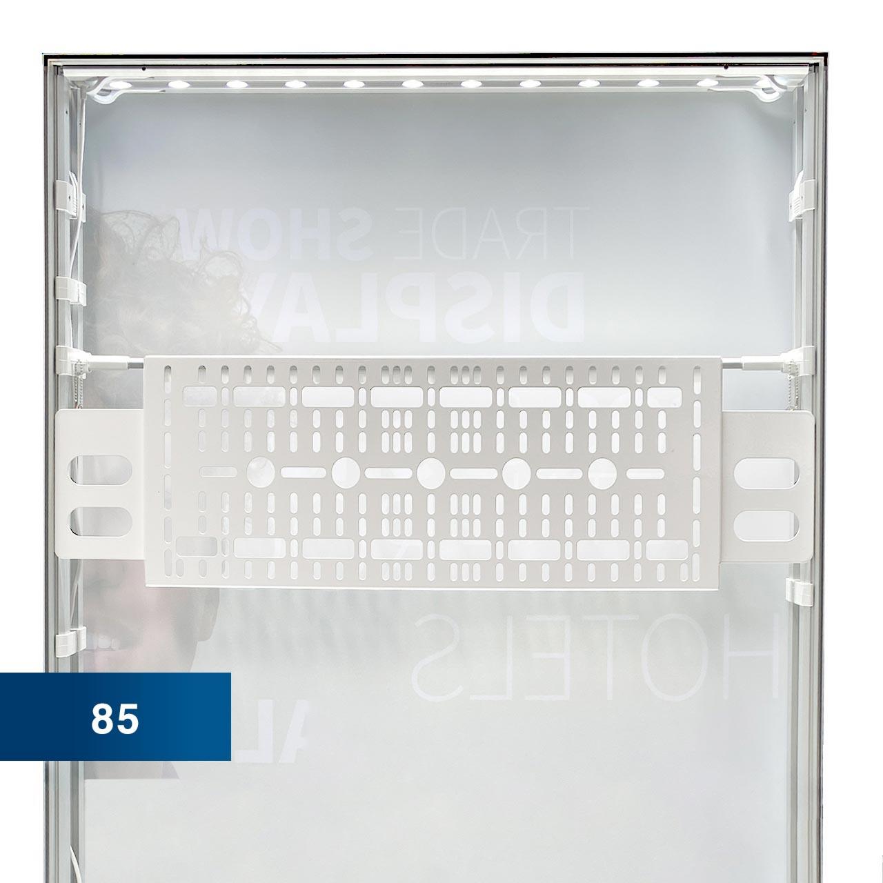 Monitorhalterung für Mobile Light Box 85 – der mobile Leuchtkasten