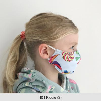 "Community-Maske ""Fashion"" Kiddie"