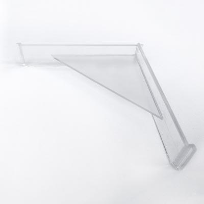 90°-Eckverbinder außen für Mobile Light Box – der mobile Leuchtkasten