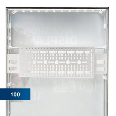 Monitorhalterung für Mobile Light Box 100 – der mobile Leuchtkasten