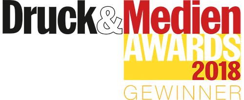 Druck&Medien Award 2018